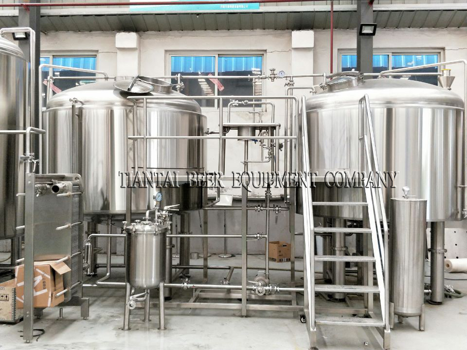 <b>Canada 30BBL beer brewhouse</b>