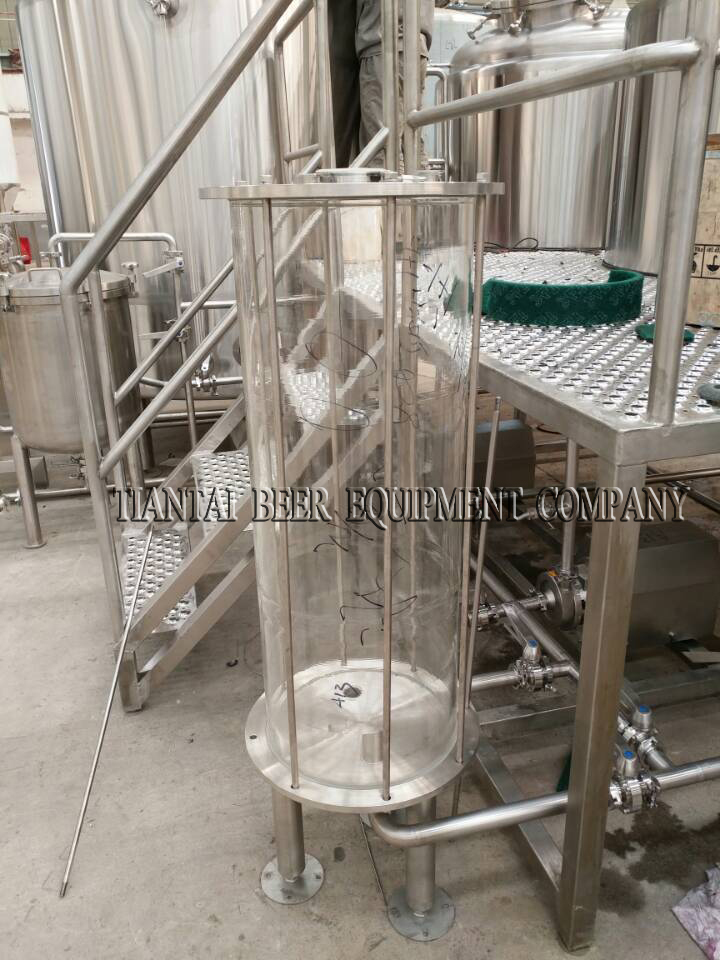 <b>100L Glass wort grant</b>