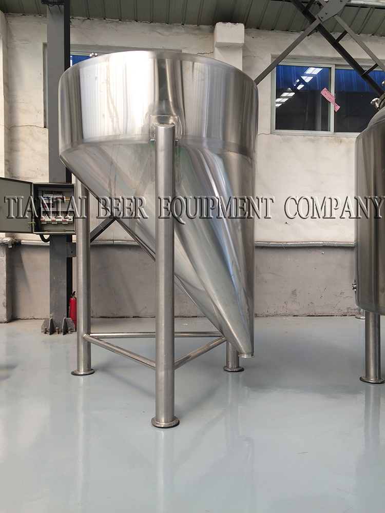 <b>1500L hopper for mashing tank</b>