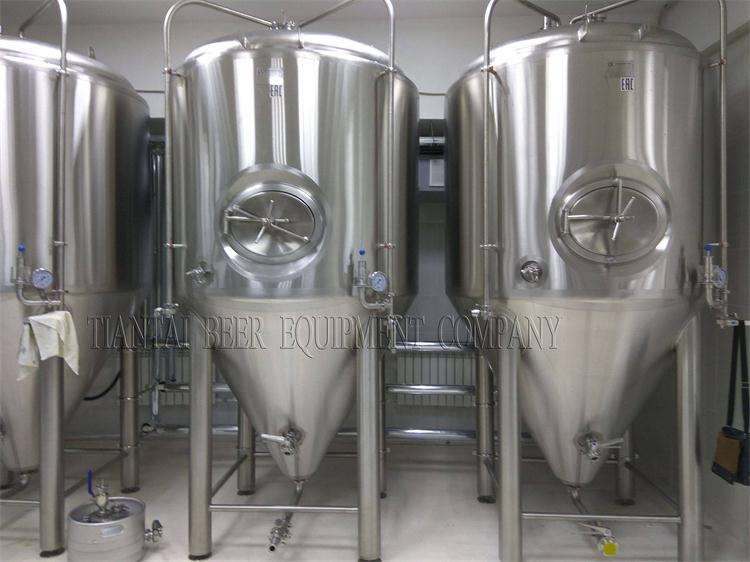 <b>1000lts brewery system finished installation in Russian</b>