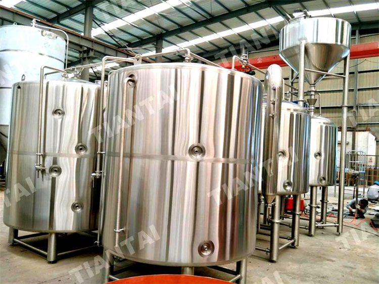 1800L/ 15bbl Two Vessel Brewhouse