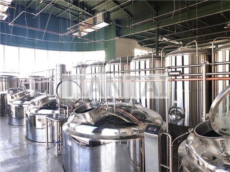 <b>Tiantai 20bbl brewhouse installed in USA</b>
