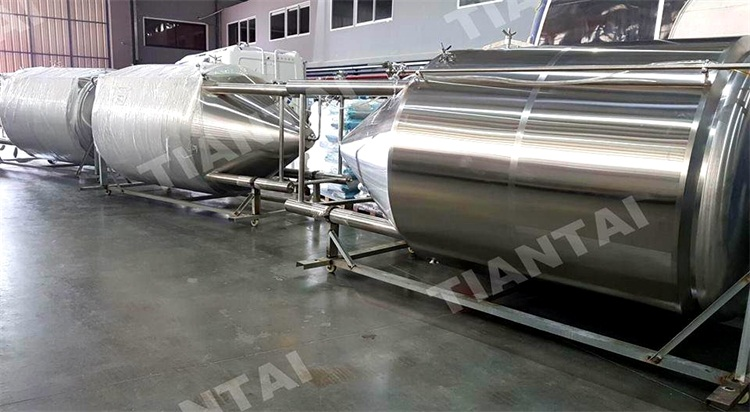 <b>4000L Fermentation Tank Ship To Argentina</b>