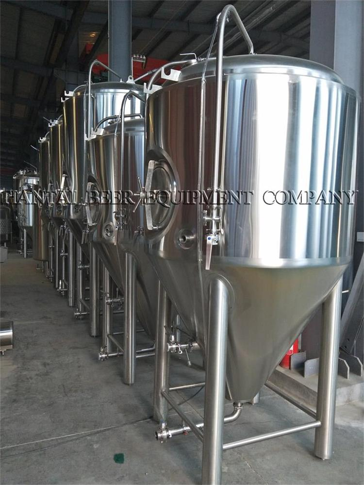 <b>The Progress of beer brewing equipment from Tiantai</b>