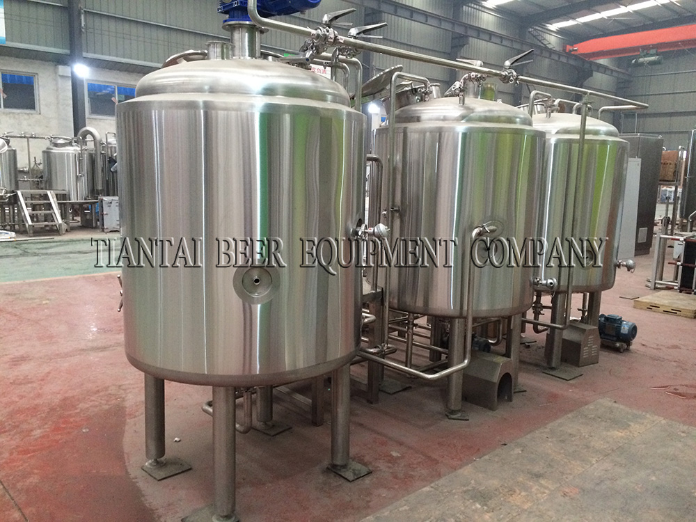 <b>Sweden 500L brewery system will be shipped this week</b>