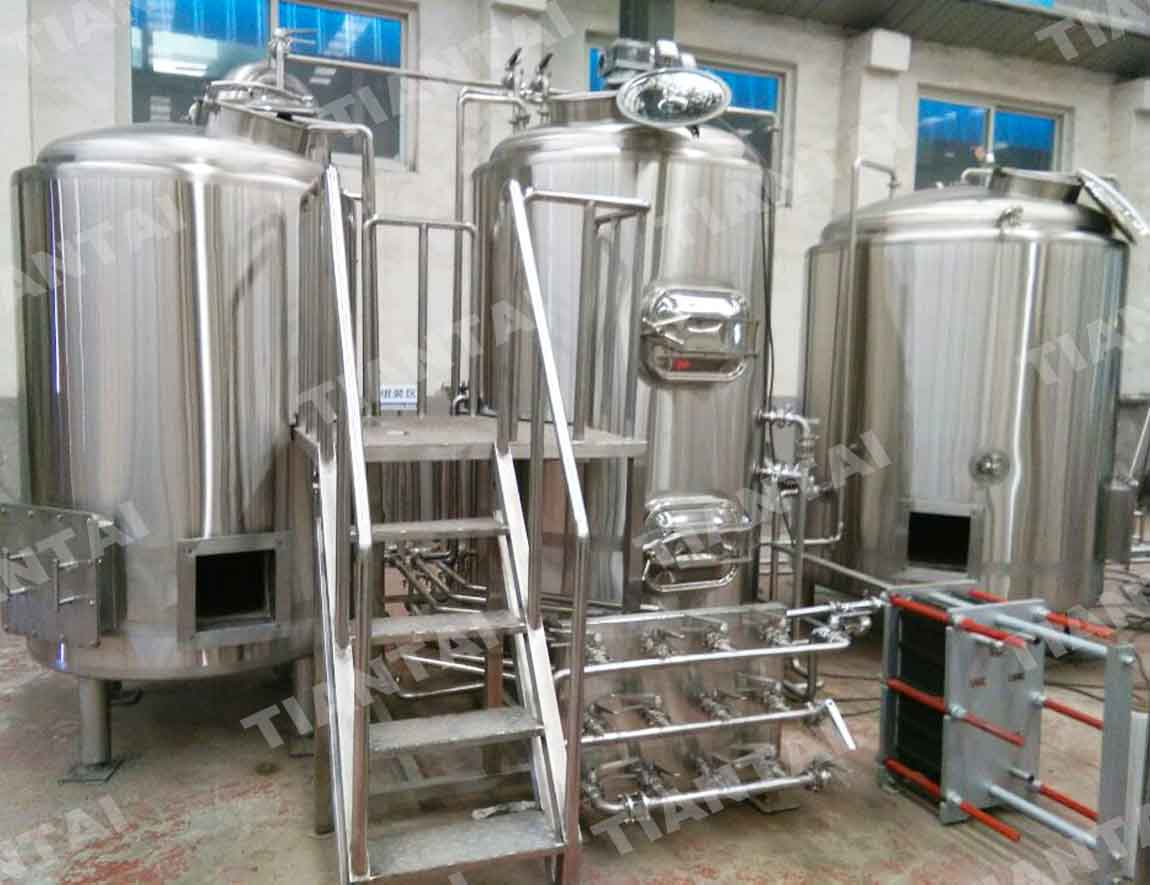 7bbl brewery