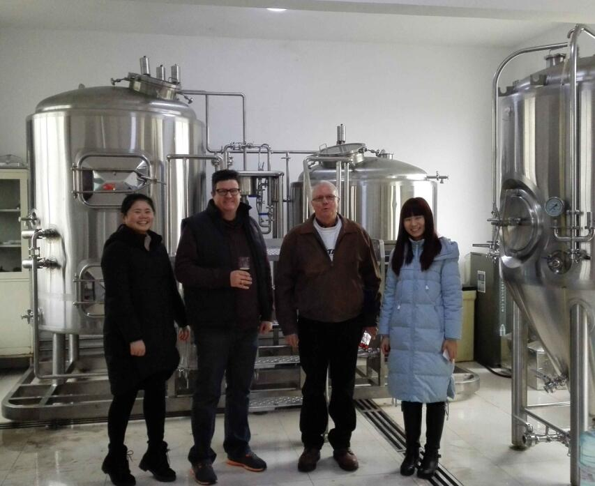 brewery inspection in our factory