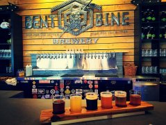 <b>Bent Bine Brewery in USA-10 hl brewery in Seattle</b>